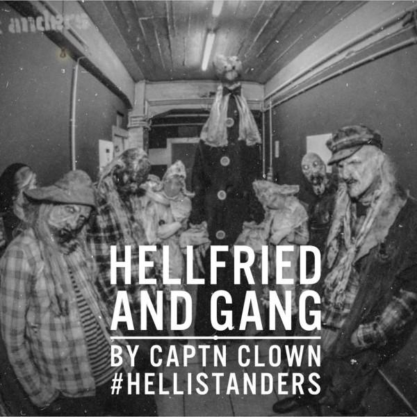 Hell ist anders (Essigfabrik Köln) 12.09.2015